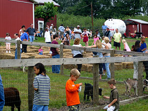 Family fun and pumpkin patch at Weber's Cider Mill Farm in Parkville, MD, NE Baltimore.